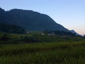Su Pan Village- Trekking with Bau.