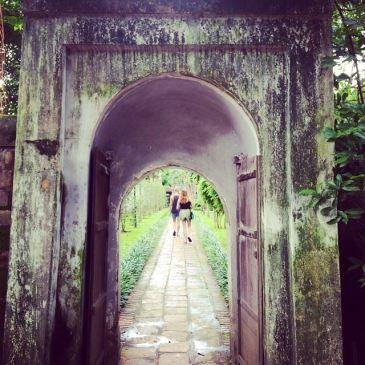 The temple of literature- Hanoi