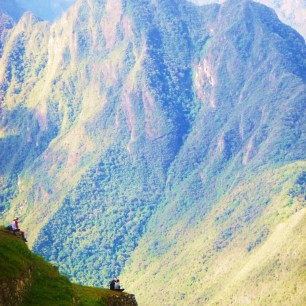 The Inca Trail will blow your mind with natural beauty.