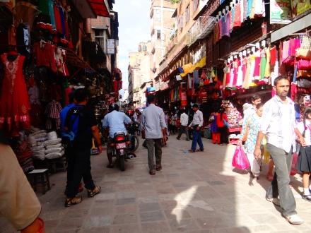 Kathmandu- Chaotic Solace
