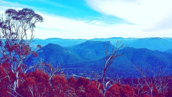 Hiking Mt Tennent Namadgi National Park, Canberra