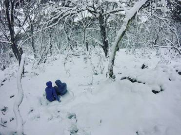 Snow way! Would you go hiking in winter? Read on to find out why we are loving Canberra hikes this winter.