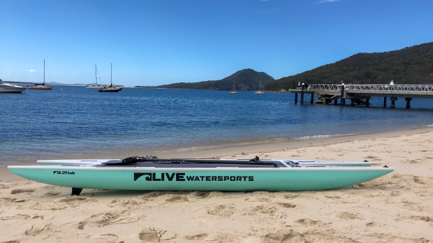Exploring the inviting waters of Port Stephens | Check out article to discover how you can experience this for yourself.
