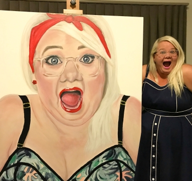 Has art ever inspired a conversation about mental wellness and/or anxiety? Check out our article to discover how an Archibald feature invoked a conversation about anxiety and mental health.