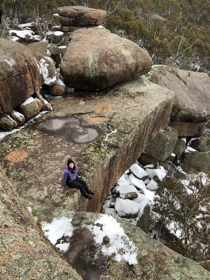 Want to know how to Hike Square Rock? Then check out our blog for all hiking tips, trails and info on Namadgi National Park