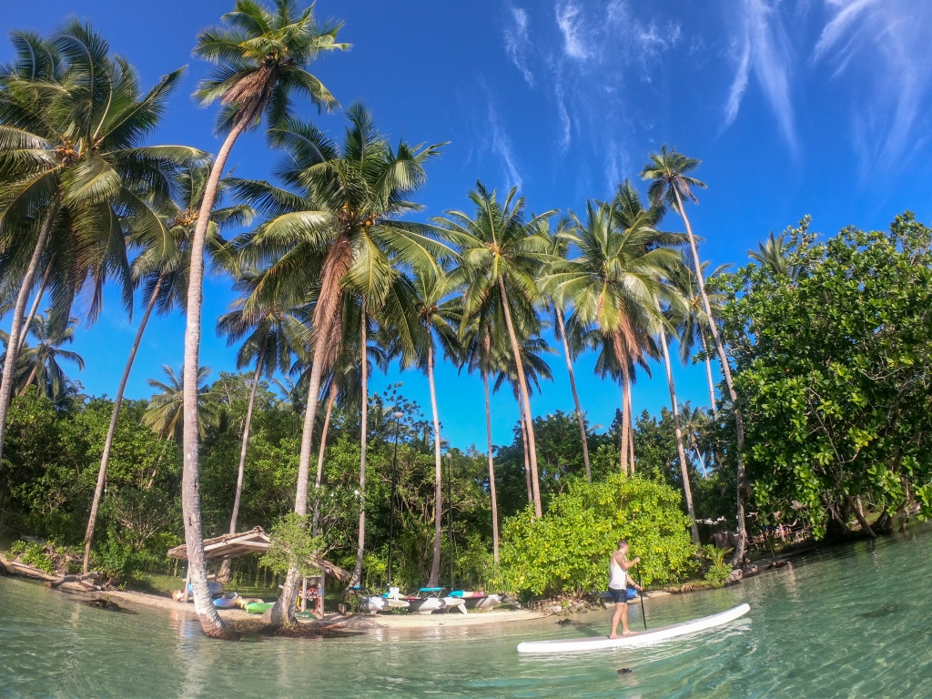 Discover Uepi Island Resort Solomon Islands with Spirit Quest Travel