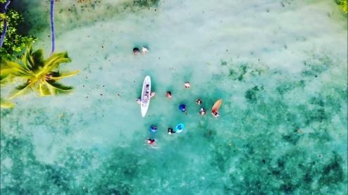Spirit Quest Travel explores Uepi Island, Solomon Islands