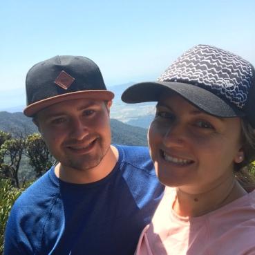 Highest peak in Queensland.