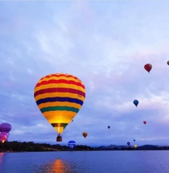 Visit in March for the Balloon Spectacular