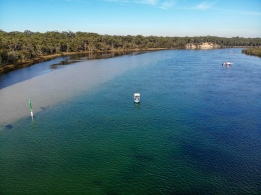 Explore Sussex Inlet by boat
