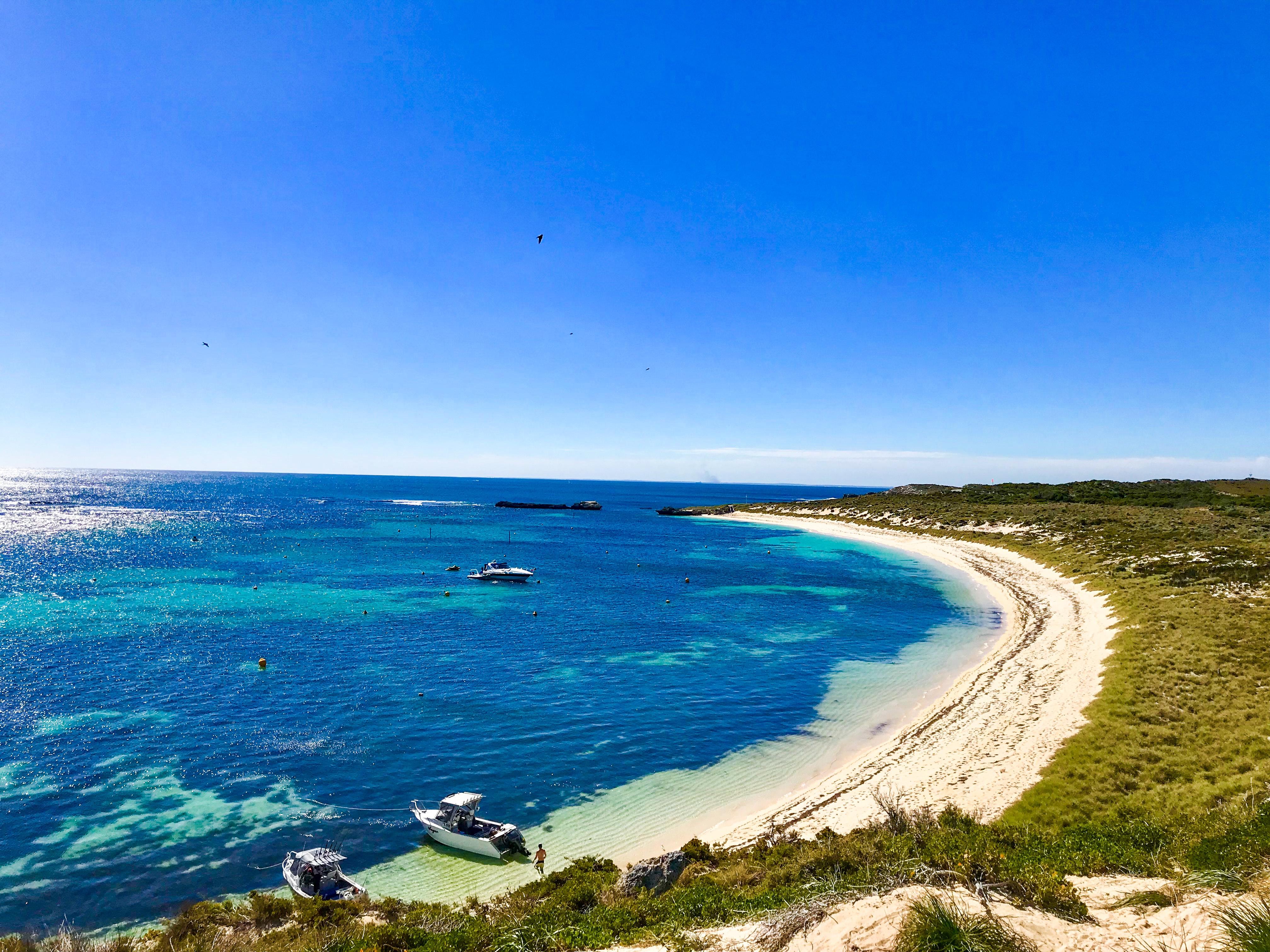 Spirit Quest Travel exploring Rottnest Island, Western Australia. Visit spiritquesttravel.com.au for more Rottnest Island travel tips.
